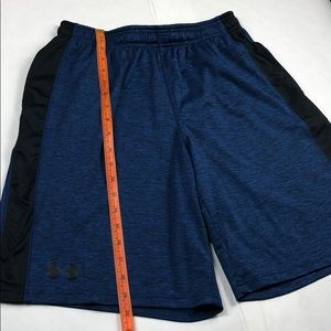 Under Armour Shorts - Under Armour Blue Athletic Shorts Like New